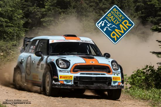 Rocky Mountain Rally May 27-28 Invermere BC CSCC/RallyWest